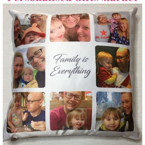 A Personalised Gift from Personalised Gifts Market – Our Review And Giveaway