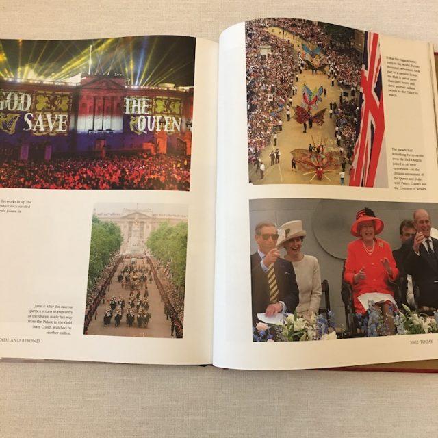 Queen Elizabeth II Book
