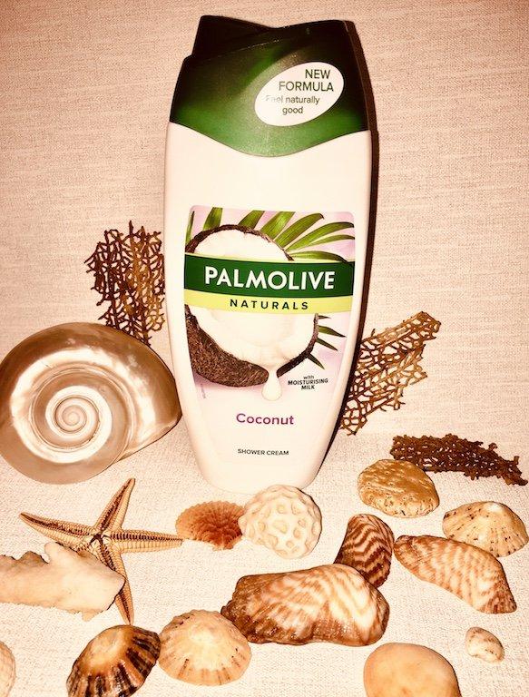Palmolive Naturals Coconut Shower Cream