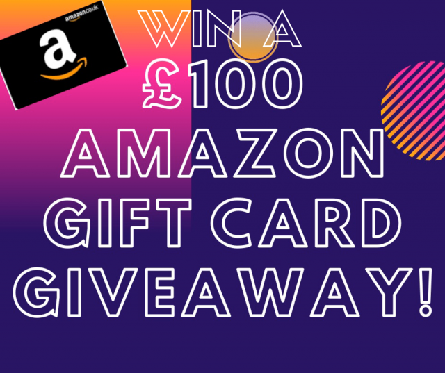 Win A £100 Amazon Gift Card With This Giveaway!
