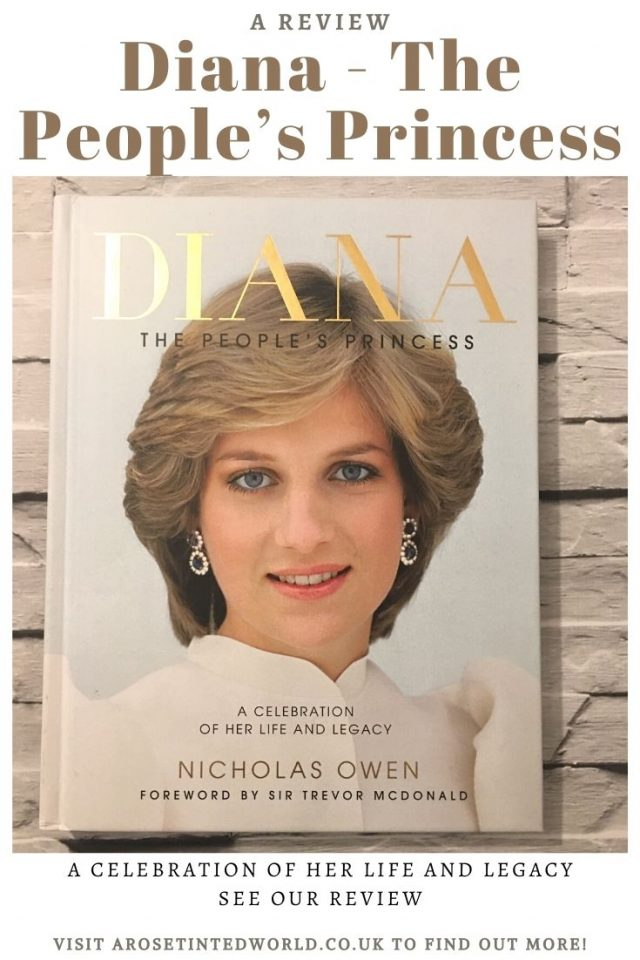 Diana - The People's Princess, is a new book that celebrates her life and legacy through a wealth of gorgeous photographs. From her days as Lady Di to her last days in Paris, this book is a poignant tribute to an unforgettable icon. Celebrate her life in photographs. Here is our review of this book dedicated to her life. From Lady Di to the Queen of Hearts.