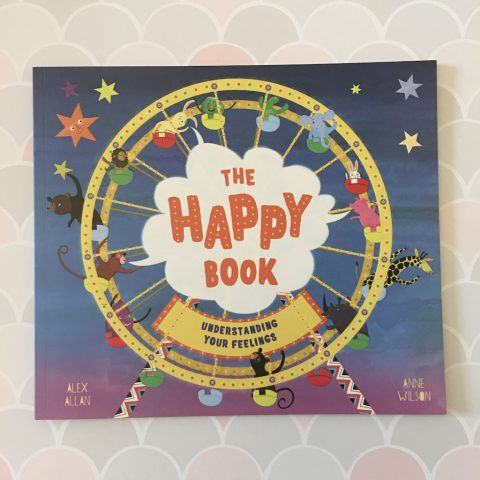 The Happy Book – Our Review And Giveaway