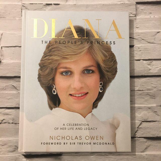 Diana - The People's Princess book