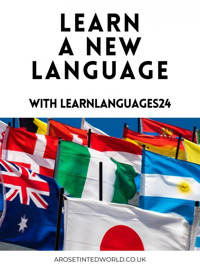 Learn A New Language With LearnLanguages24 - need to learn a new skill for school, business or pleasure? Then this website is for you! Become a multilingual polyglot. This unique website can teach you 79 languages both at basic, advanced and business level. Great features such as SuperLearning music and meditative learning take your learning experience to the next level. Upskill in a new tongue. Great teaching website for improving your linguistic skills. #learnalanguage