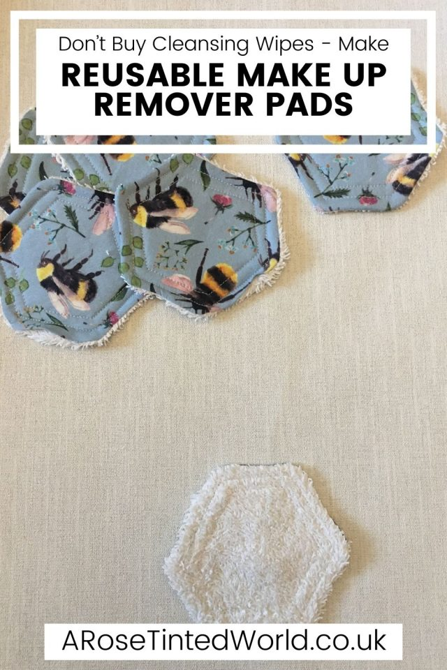 Reusable Make Up Remover Pads - DIY Projects You Can Make At Home To Save Money - stop buying expensive disposable items and make these reusable ideas instead. Great ideas for items that you can make yourself to use around the home and save cash. Easy making and sewing craft projects for frugal living. Money saving makes for ecofriendly and sustainable living. Upcycling, repurposing and recycling ito create useful items around the home. #diyprojects #moneysavingprojects #sewing #easysewingprojects
