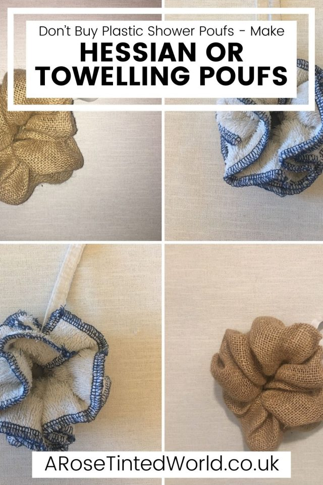 Shower Poufs -DIY Projects You Can Make At Home To Save Money - stop buying expensive disposable items and make these reusable ideas instead. Great ideas for items that you can make yourself to use around the home and save cash. Easy making and sewing craft projects for frugal living. Money saving makes for ecofriendly and sustainable living. Upcycling, repurposing and recycling ito create useful items around the home. #diyprojects #moneysavingprojects #sewing #easysewingprojects