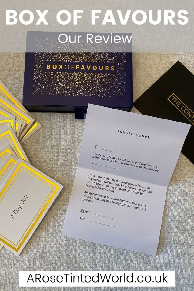 Box Of Favours is an unique present idea for all people, ages & genders. Give the gift of time & experiences instead of material goods! Unusual gift tips. Great present idea for Christmas, birthdays and other celebration events. Cheap and different gift. Guide to what to give that is different and special.