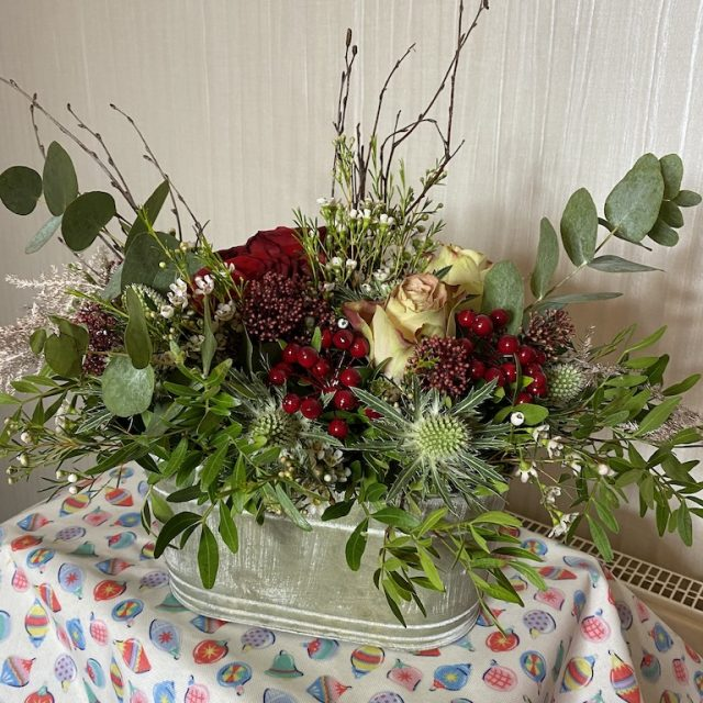 My Christmas Flowers From Moonlpig