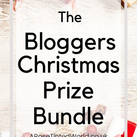 Bloggers Christmas Prize Bundle
