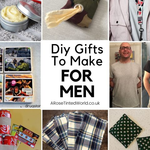 Gifts To Make For Men – DIY Handmade Presents