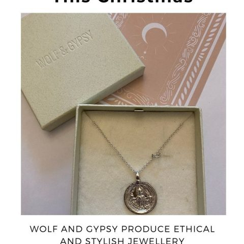 Giving Ethical Jewellery This Christmas – Our Wolf And Gypsy Review