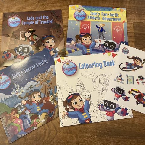 Not Just A Princess Books – Our Review