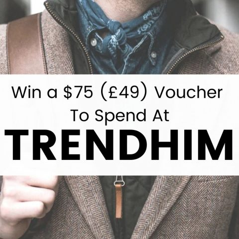 Win A Voucher To Spend At Trendhim – $75 (£45) To Spend On Their Site