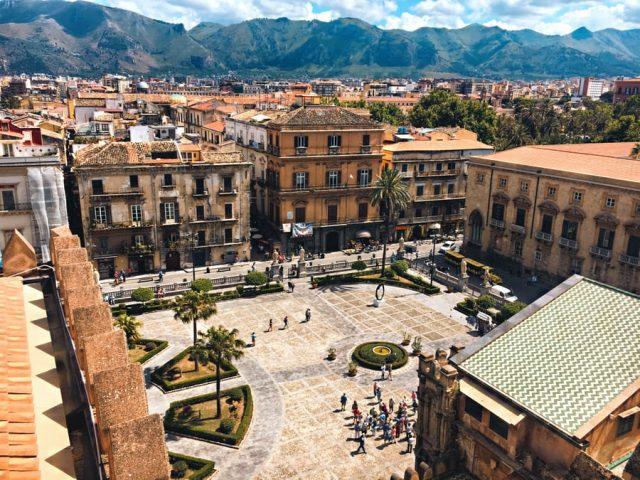 Palermo - Sicilian Baroque