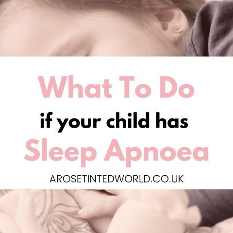 A Child With Sleep Apnoea