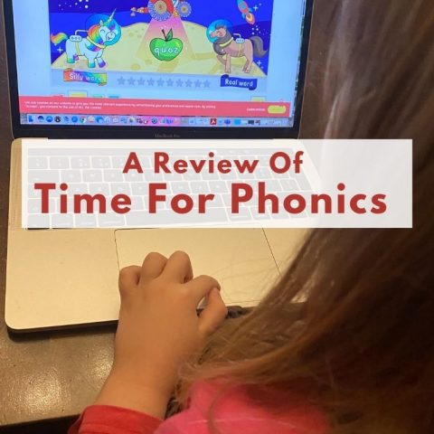 Time For Phonics Review