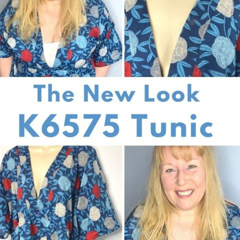 New Look K6575 Sewing Pattern