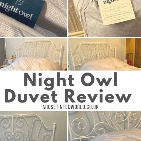 The Night Owl Duvet From The Fine Bedding Company – Our Review And Giveaway
