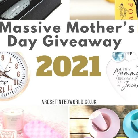 Massive Mother's Day Giveaway 2021