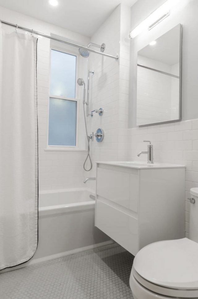 Tips To Make A Small Bathroom Appear Larger