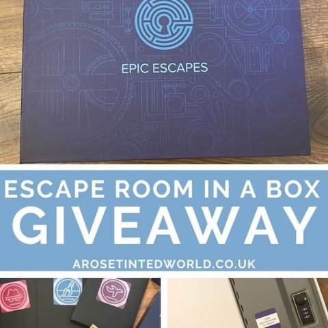 Escape Room In A Box From Epic Escape Games – Our Review And Giveaway
