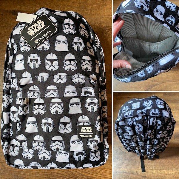 Loungefly Stormtrooper Backpack from Very Neko
