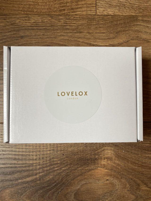 Outer LOVELOX packaging