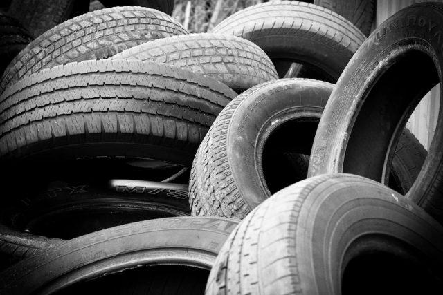 New Vs Part-Worn Tyres
