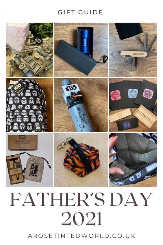 Father's Day Gift Guide 2021. Looking for an ideal present for your partner, father or special man in your life that you love? Here are my ideas. Unique Gifts for Dad on his special day. Or alteratively perfect ideas for a birthday gift , Christmas box or other special occasion presents. Personalised gift ideas to give dad such as a gift subscription box, water bottle, backpack or personalized camping gear. Fathers Day gift ideas for new dads. Time to make the day all about dad!