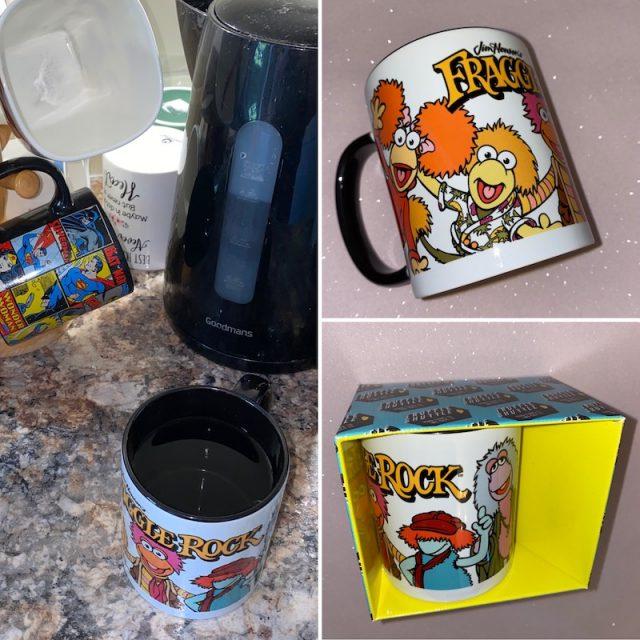 Fraggle Rock Mug From TruffleShuffle