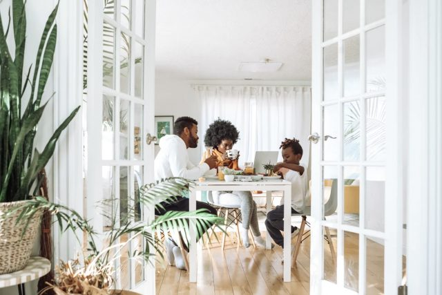Home Decor Tips for Busy Families