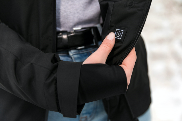 Function features of the gamma jacket