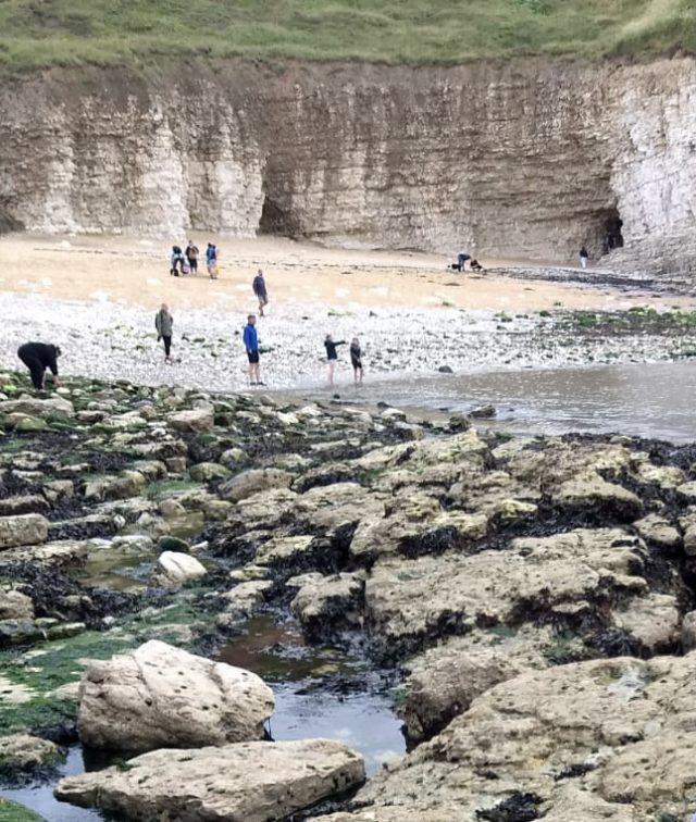 North Landing Beach - Flamborough