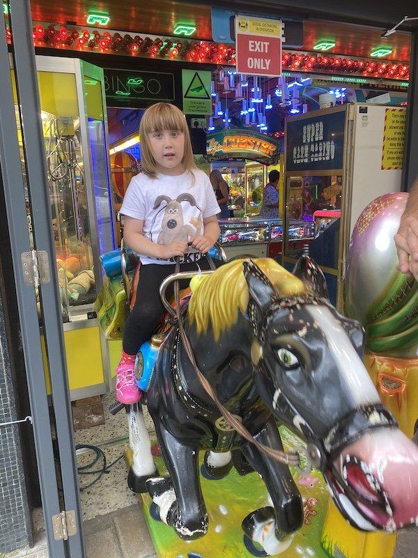 Amusement arcades in Bridlington