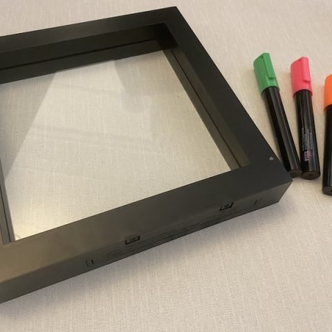 Light Up Neon Effect Message Frame Review