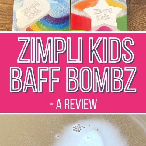 Zimpli Kids Baff Bombz Review