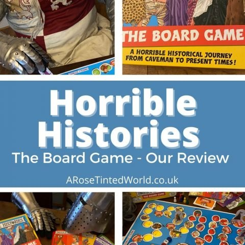 Horrible Histories Board Game Review