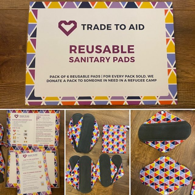 Trade To Aid Pads