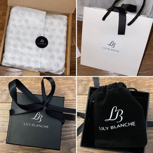 Lily Blanche Packaging