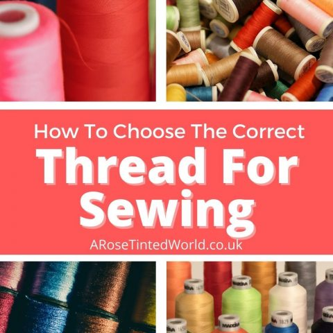 How To Choose The Right Thread For Sewing