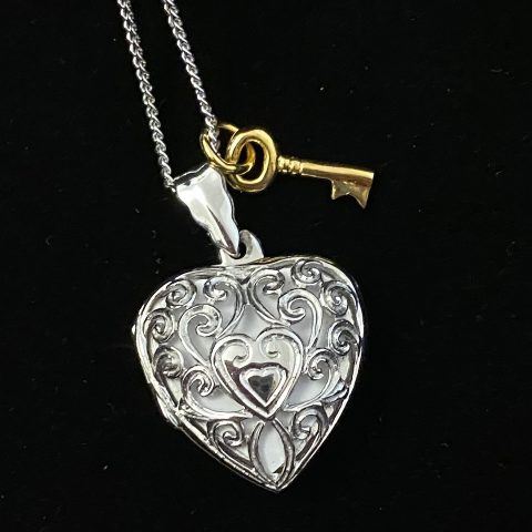 Lily Blanche Key Locket Review