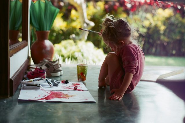 How To Cultivate Creativity In Your Children